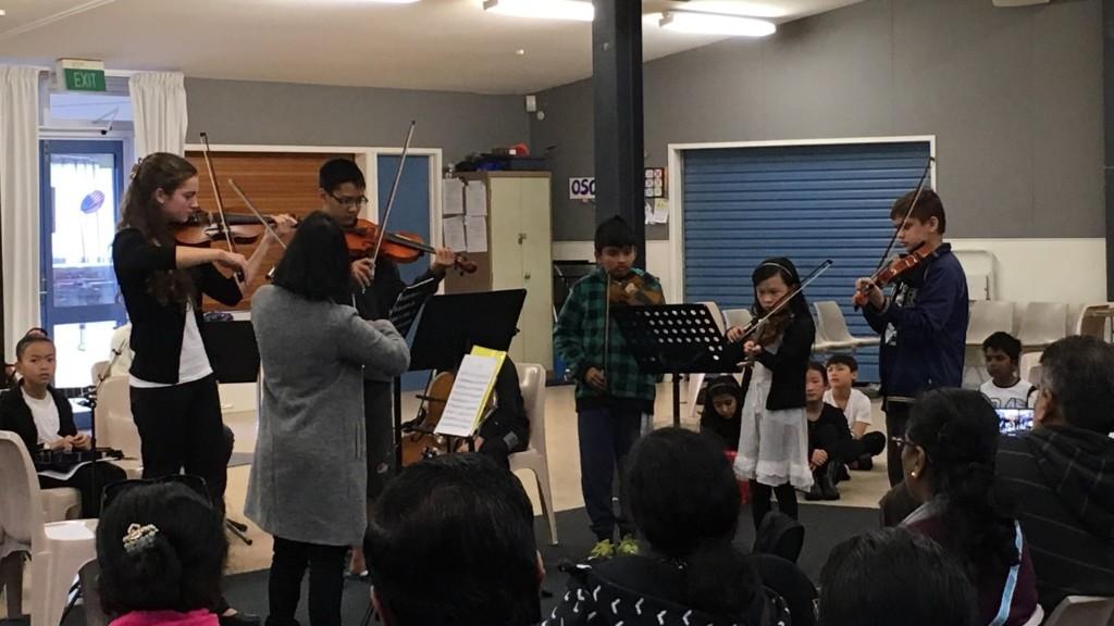 Marshall Laing Orchestra