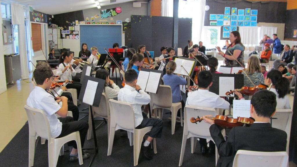Marshall Laing Orchestra and Aotea Sinfonietta